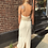 Thumbnail: Dana Buchman Silk Halter Dress