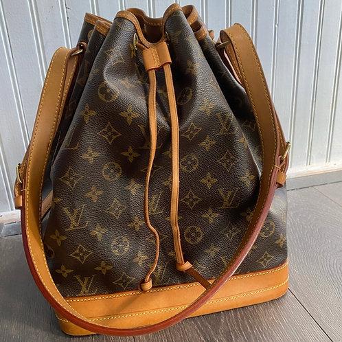 LV Monogram Bucket Bag
