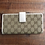 Thumbnail: Gucci monogram wallet