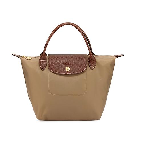 Longchamp Le Pliage Medium Short Hande Bag