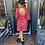 Thumbnail: Free people red print dress