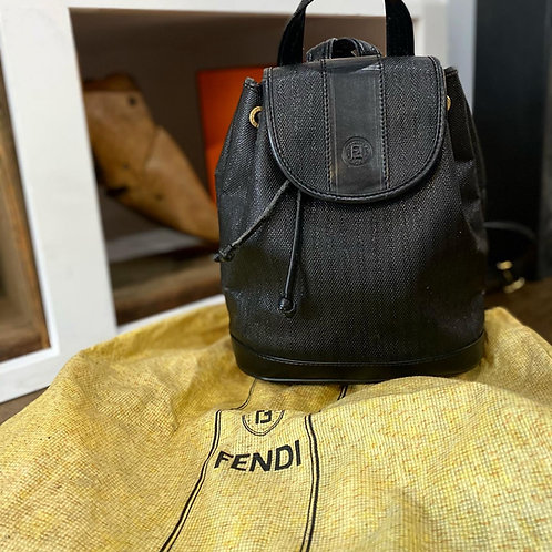 Vintage Fendi backpack.