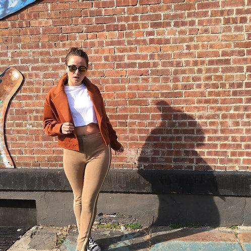 Camel Stripe Pants