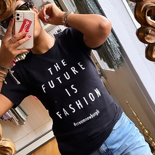 The Future Is Fashion Tee