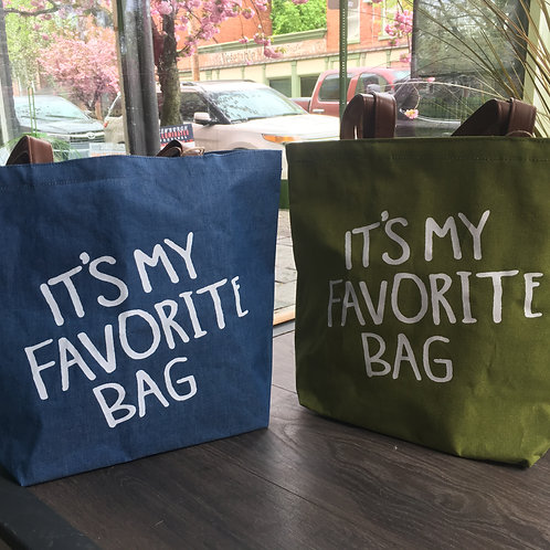 Our Favorite Reusable Tote