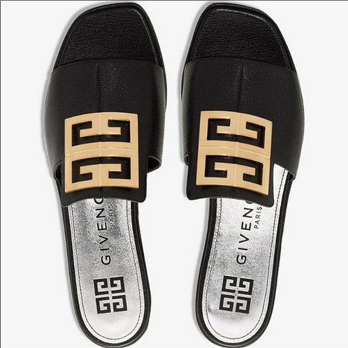Givenchy 4g Logo Slides