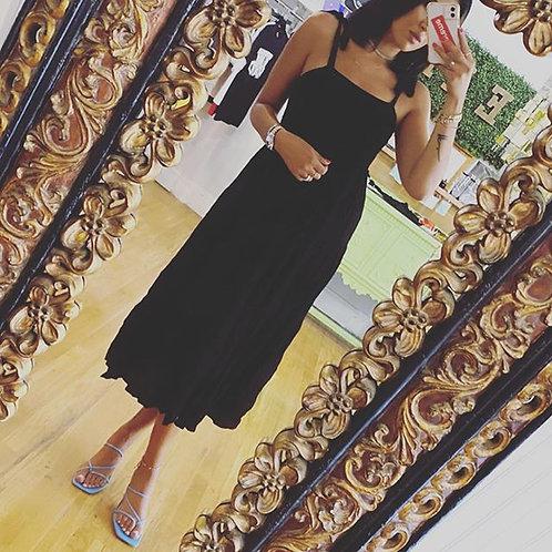 Zara Smocked Dress