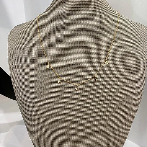 Chloe + Lois Star necklace