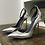 Thumbnail: Monika Chiang Patent Silver Stillettos