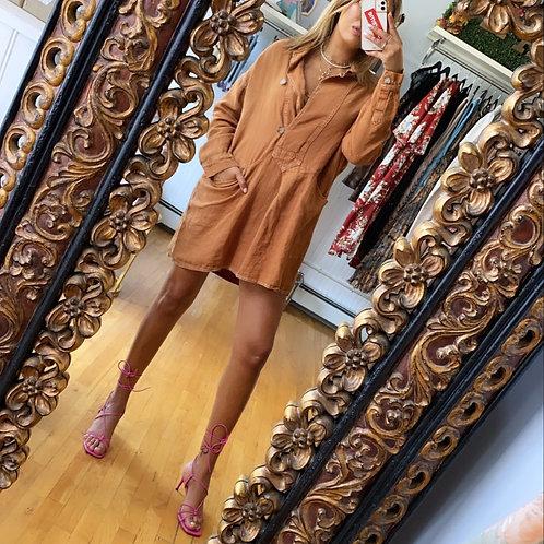 Zara Premium linen tunic