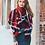 Thumbnail: Classic Plaid blanket scarf