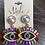 Thumbnail: Evil eye earrings