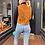 Thumbnail: Suede fringe vest