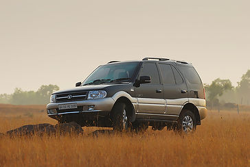 Tata Safari; pic credits:flickr.com