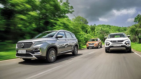 Mid-size SUV options;pic credits:evoindia.com