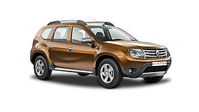 Renault Duster 2012 version;pic credits:cartrade.com