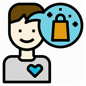 Consumer's most important needs;pic credits:httpswww.iconfinder.com