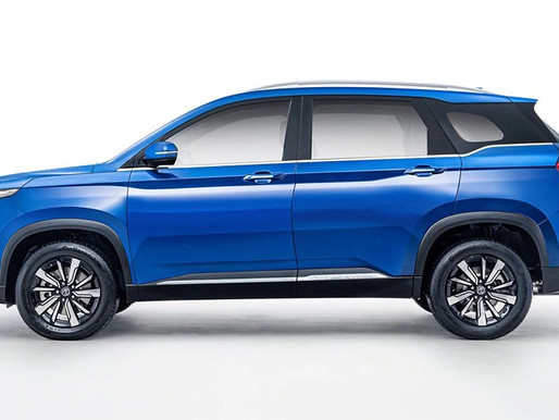 MG Hector Plus launched, first 6-seater connected SUV in India