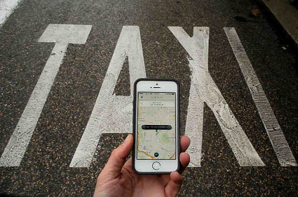 App-based cab services are expected to regain their popularity in India;picture:bgr.in.jpg