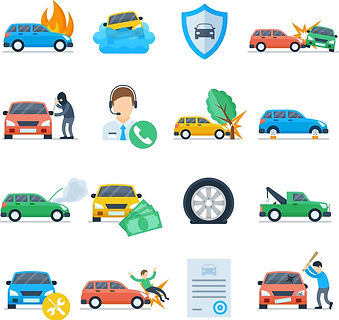 There are various add-ons available to include in your insurance policy;picture:vectorstock.com