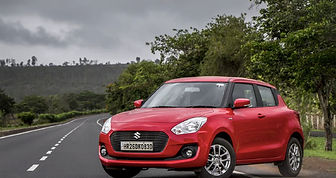 India's most famous compact hatchback, the Swift;pic credits:zoutons.com