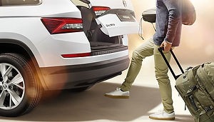 Comfort & convenience features in a SUV;pic credits:eastsideskoda.com.au