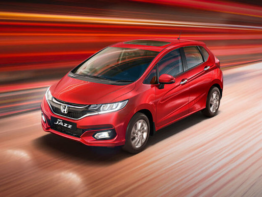 Honda opens pre-launch bookings for New Jazz