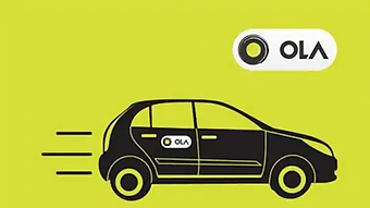 Ola cabs;picture:hindustantimes.com.webp