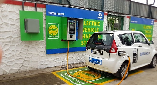 India's EV infrastructure needs improvement; pic credits:https://india.uitp.org/