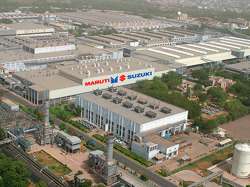 Maruti Suzuki gets into 'Green Mode' with initiatives for sustainable manufacturing