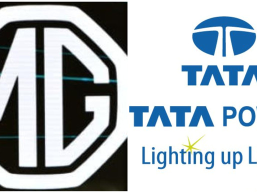 MG Motor India and Tata Power come together to deploy Superfast EV chargers
