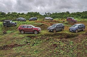 Off-roading capability of SUVs;pic credits:geek-tips.github.io