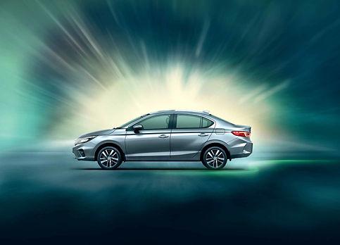The 5th generation Honda City' exterior;picture:hondacarindia.com