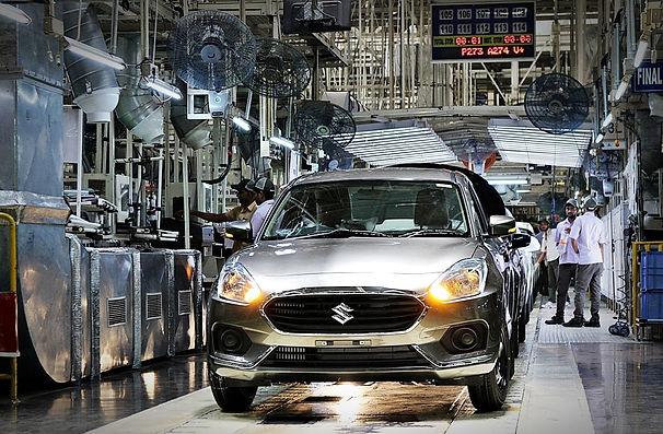 Maruti Suzuki defining the Indian auto industry; pic credits:https://www.motoroids.com/