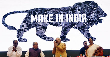 Indian Government's initiatives for the Automobile Industry; pic credits:https://thewire.in/
