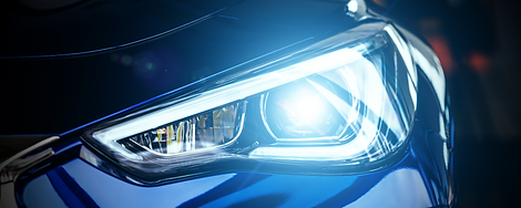 LED Flickering of car headlamps;picture:krmlight.com