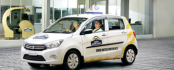 Maruti's collaboration with Ola/Uber to teach drivers;picture:marutisuzukidrivingschool.com.png
