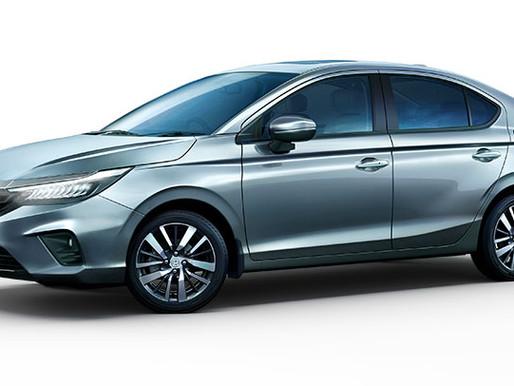 2020 Honda City revealed