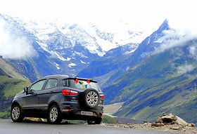 Versatile compact SUV;pic credits:bcmtouring.com