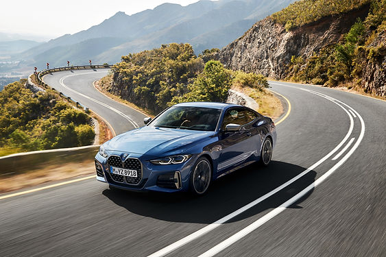 BMW 4 Series Coupe;picture:press.bmwgroup.com