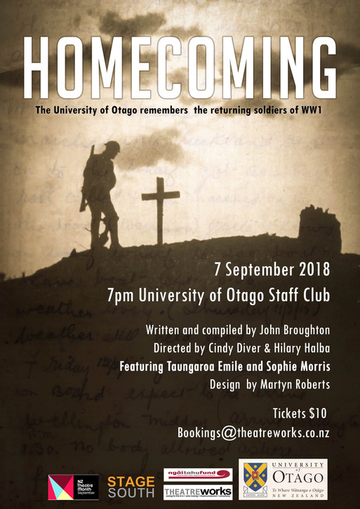Homecoming - War Play
