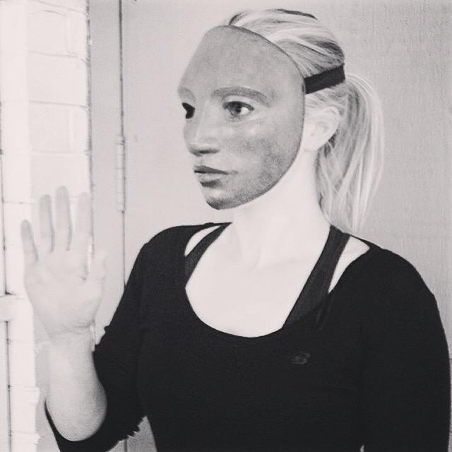 Neutral Mask Training