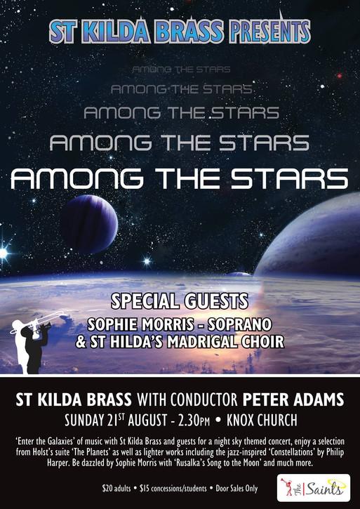 Among the Stars - Concert
