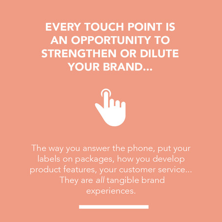 Brand Touch Points