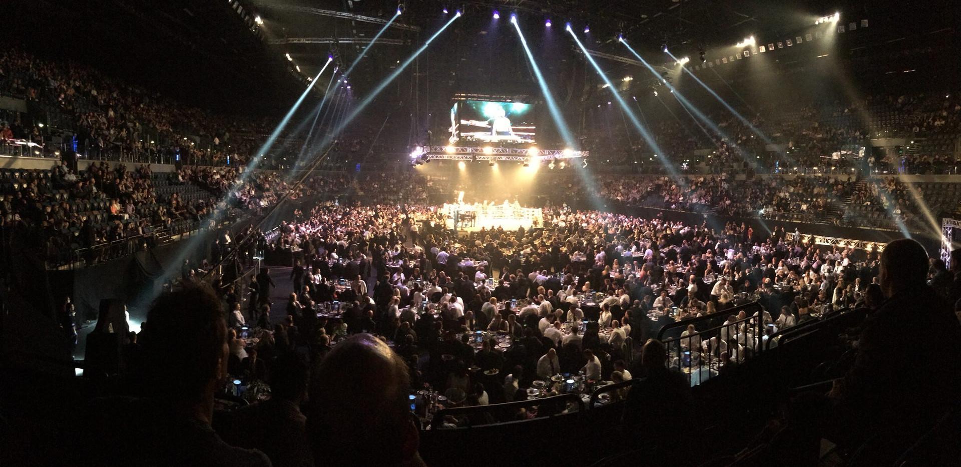 God Defend New Zealand - Parker v Ruiz WBO World Heavyweight Championship Title Fight