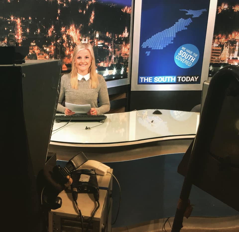 Evening News Presenting - Channel 39