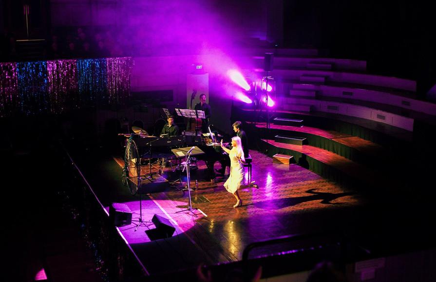Jazz Cafe - Dunedin Town Hall