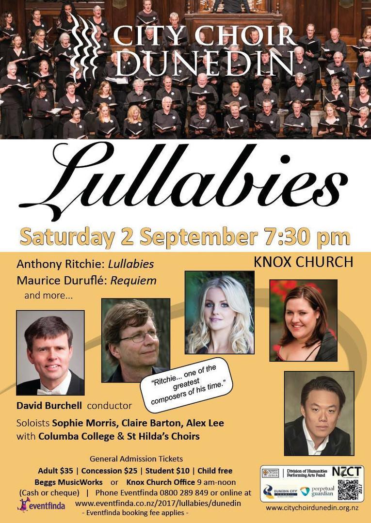 Lullabies - Concert