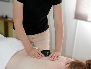 Why to get a hot stones massage? Therapy benefits