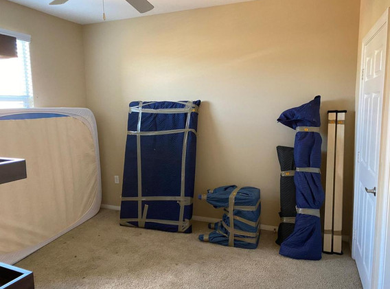 Bed Room furniture Disassembly Free